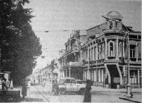 Экскурсия по военно грузинской дороге
