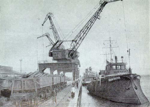 Цимлянский порт.