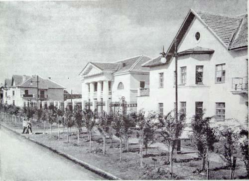 Промышленные ворота Гидроузла Поселок
